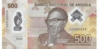 Angola  500NEW2020