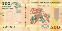 Burundi 50