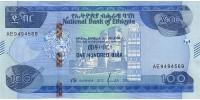 Etiopia   100NEW2020
