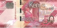 Kenya  50NEW2019