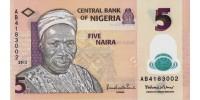 Nigeria 38d