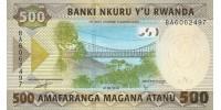 Rwanda 500NEW2019
