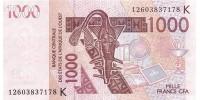 Statele Vest Africane 715Kl