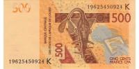 Statele Vest Africane 719Kh
