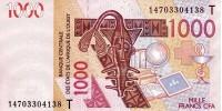 Statele Vest Africane 815Tn
