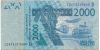 Statele Vest Africane 416Dl !!!